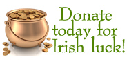 Make a charitable donation today!